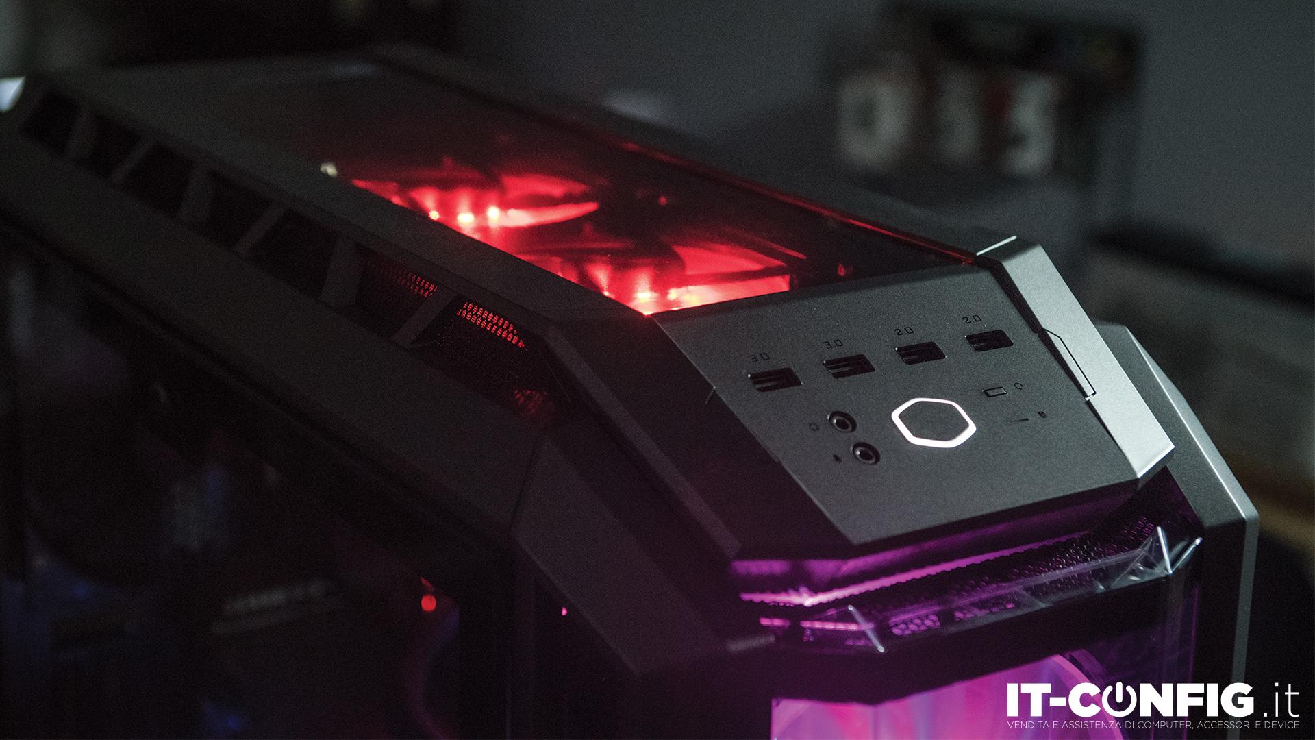 Gaming RGB i7-8700-16GB-256GB-RTX2080