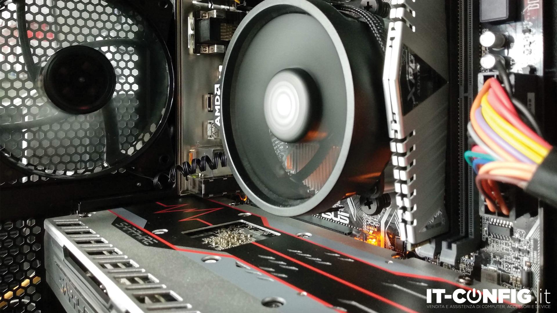 Streaming 1080p R5-2600-8GB-240GB-RX570