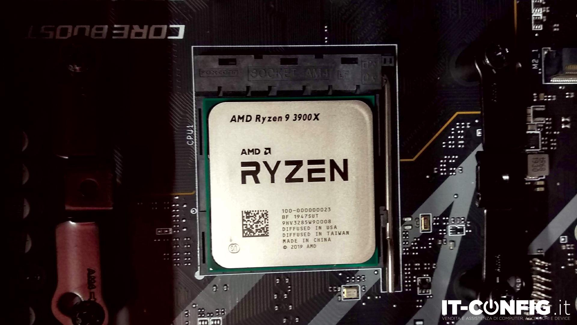 WSK Ryzen R9-3900X-64GB-512GB-RX5700XT